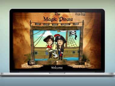 The Magic Pirate