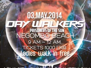 day walkers flyer