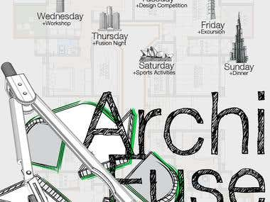 ArchiFuse poster.