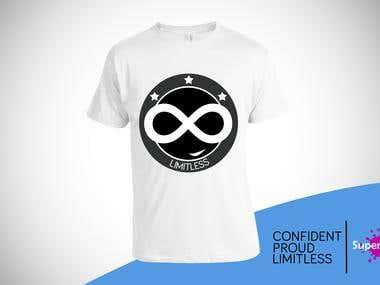 Limitless Shirt Design