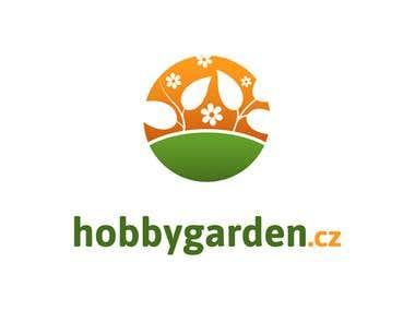 logo hobbygarden
