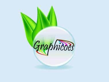 Graphicoes logo