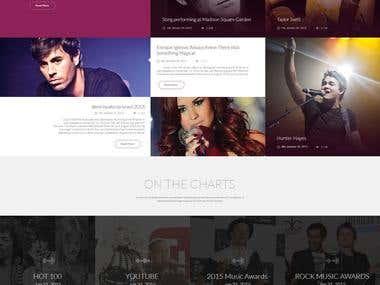 WordPress based Company Website | I AM PR Agency LLC