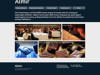 Almir | Website