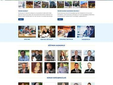 Bursa Business School | Website