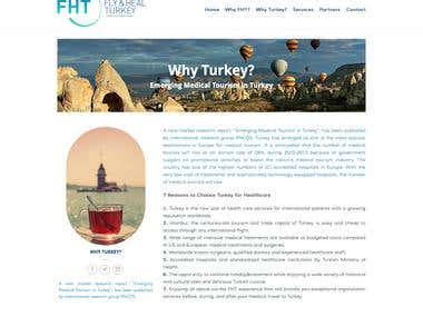 Fly and Heal Turkey | Website
