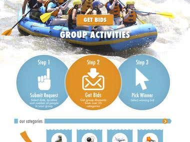 RAFTING WEBSITE