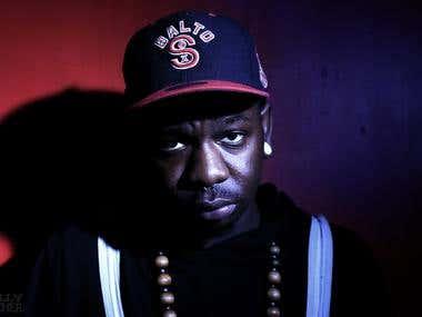 Naajee Decay: Rapper