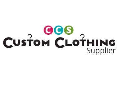 Custom CLothing Supplier Logo