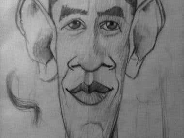 caricature cartoons