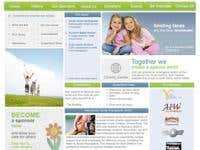 php website for NGO