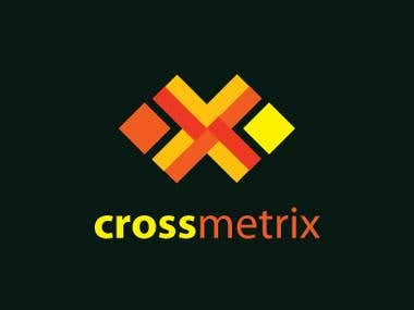 Logo Design: Crossmetrix