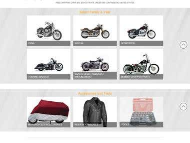 Yales Motorcycle Parts