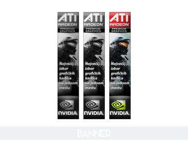 Banner for the IT web shop
