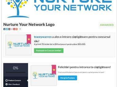 Nurture Your Network Logo
