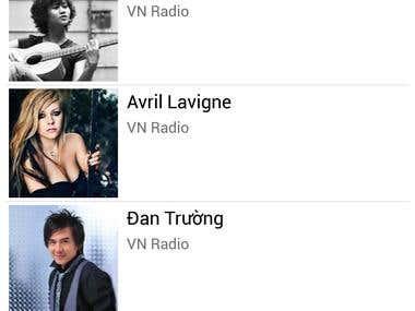 VN Radio App