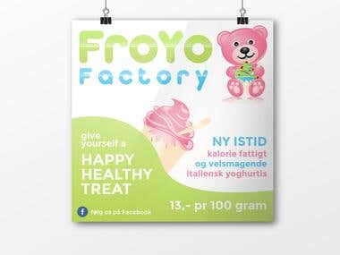 Froyo Factory