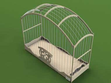 Bird Cage Design.
