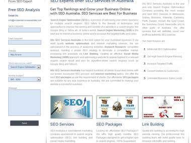 Wiz SEO Services Australia