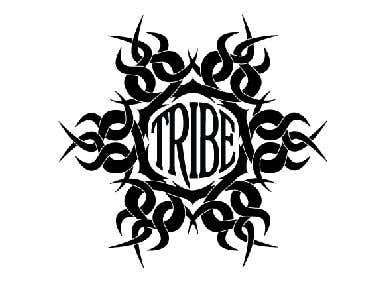 Logo the band Tribe