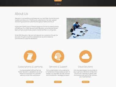 Securelinx Website
