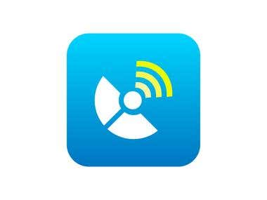 App Icon GPS Tracking