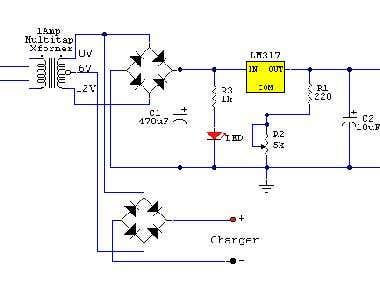 Circuit Design For Charger