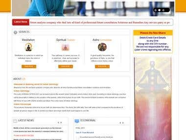Personality Development portal