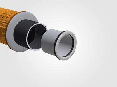 3d component design
