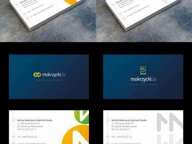Mokrzycki - businesscard