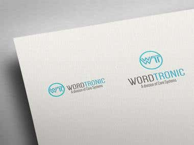 WordTronic Logo