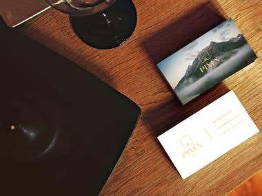 Pines Hotel Cards