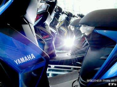 2nd Place Yamaha Student Photography Competition 2013