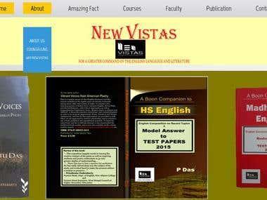 www.newvistas.in