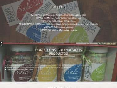 Website sala2gourmetvzla.com