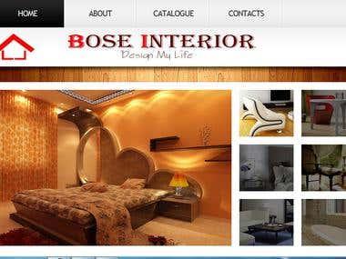 www.boseinterior.in