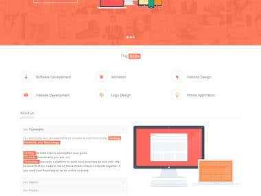 We Made Responsive Portfolio Website http://www.webtech5.in