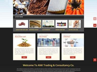 Company Website - ANK Group