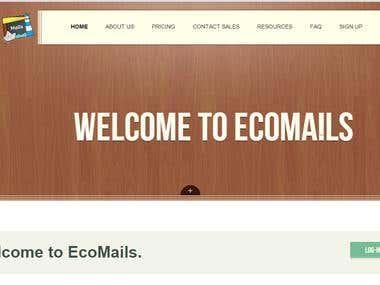 Cloud solution for bulk emails