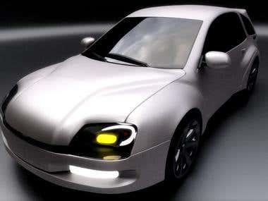 Homebrew - A Concept Car