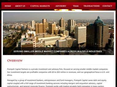 General Web Page