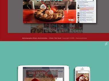 Toki Sushi | Branding · Advertising