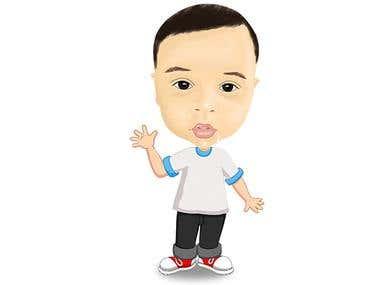 Malek Caricature & Cartoons