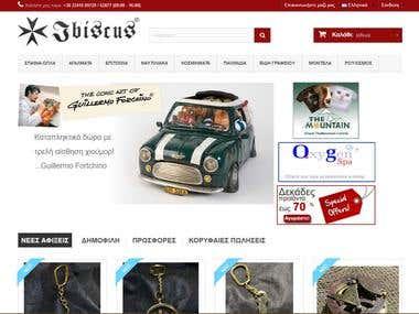 ibiscusmarket.com online store