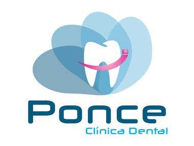 LOGO CLINICA DENTAL PONCE