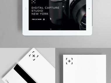 Logo & Identity Design - Futurecapture