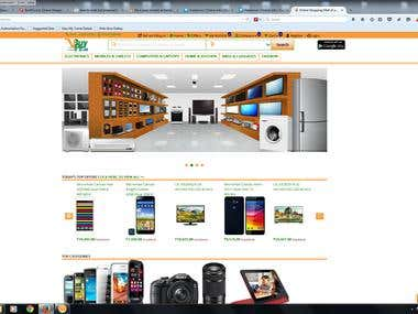 Complete Data Entry for E-commerce Website www.vbuy.in