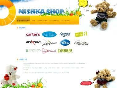 Mishka shop