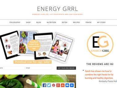 EnergyGrrl.com