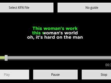 KFN Player